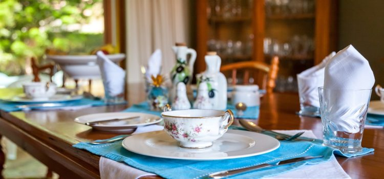 Declutter Your Dining Room